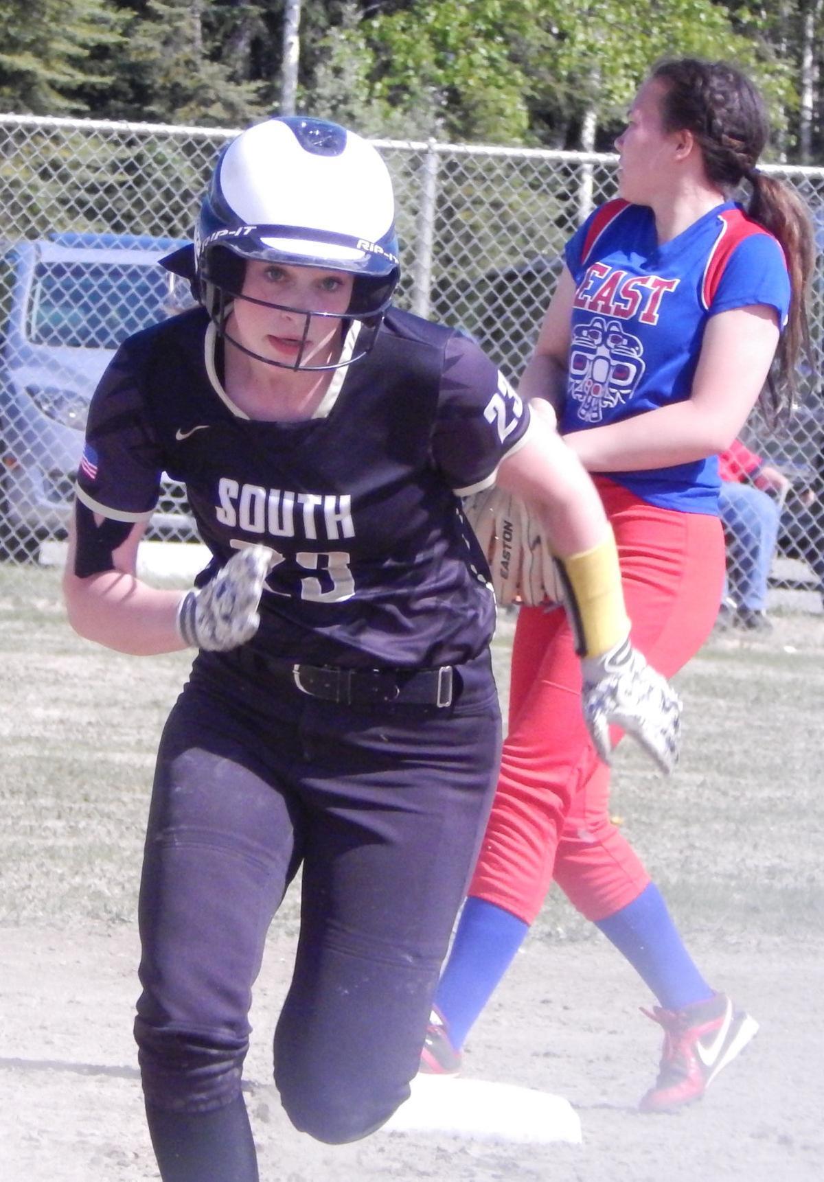 South Anchorage softball