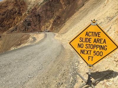 Denali Park Road Landslide
