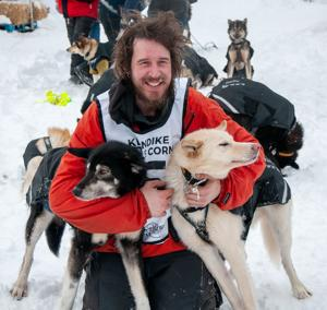 Brent Sass repeats as Yukon Quest champion