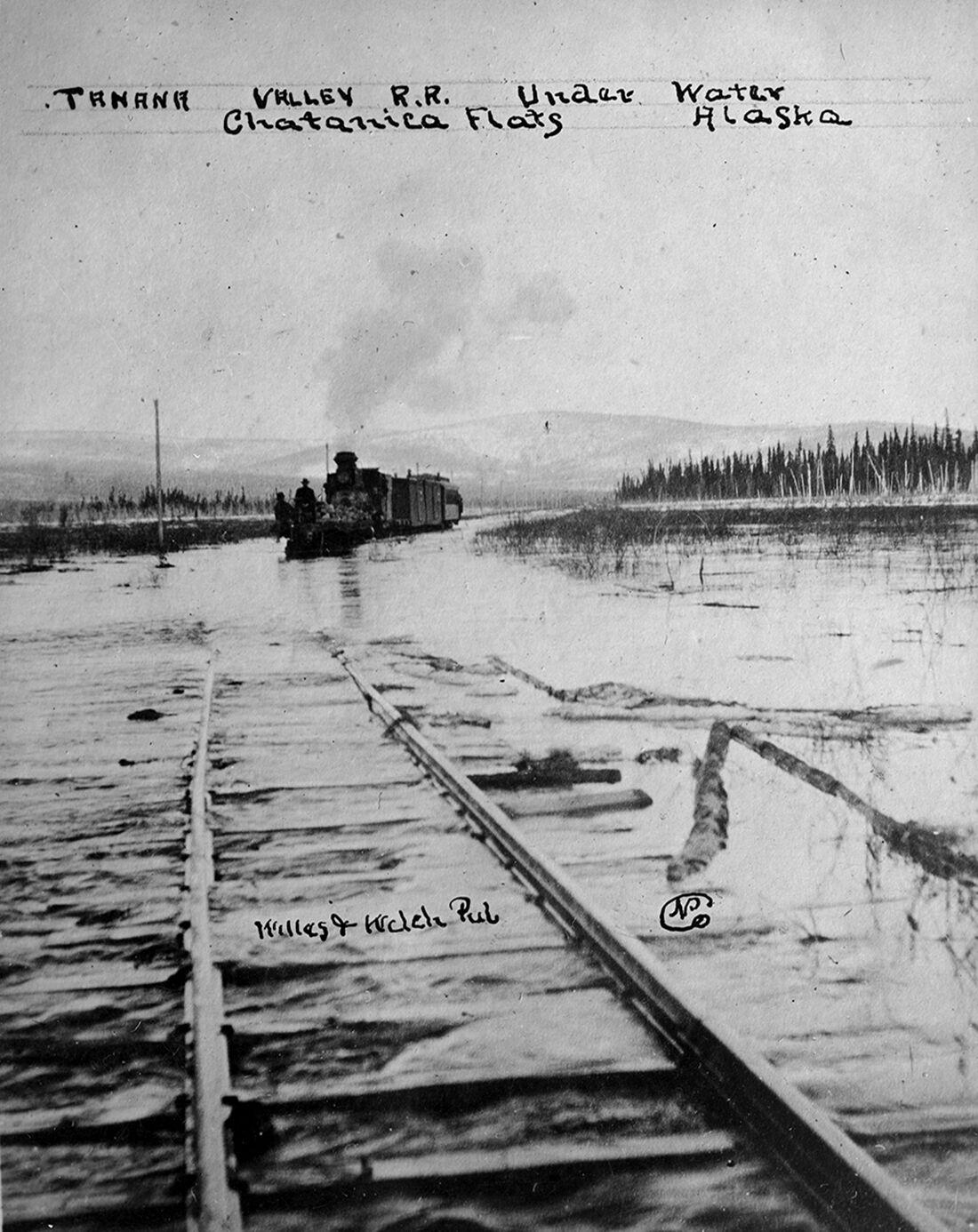 Tanana Valley Railroad