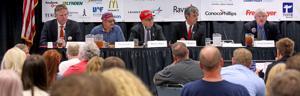 Republican governor candidates push for deregulation, resource development in debate