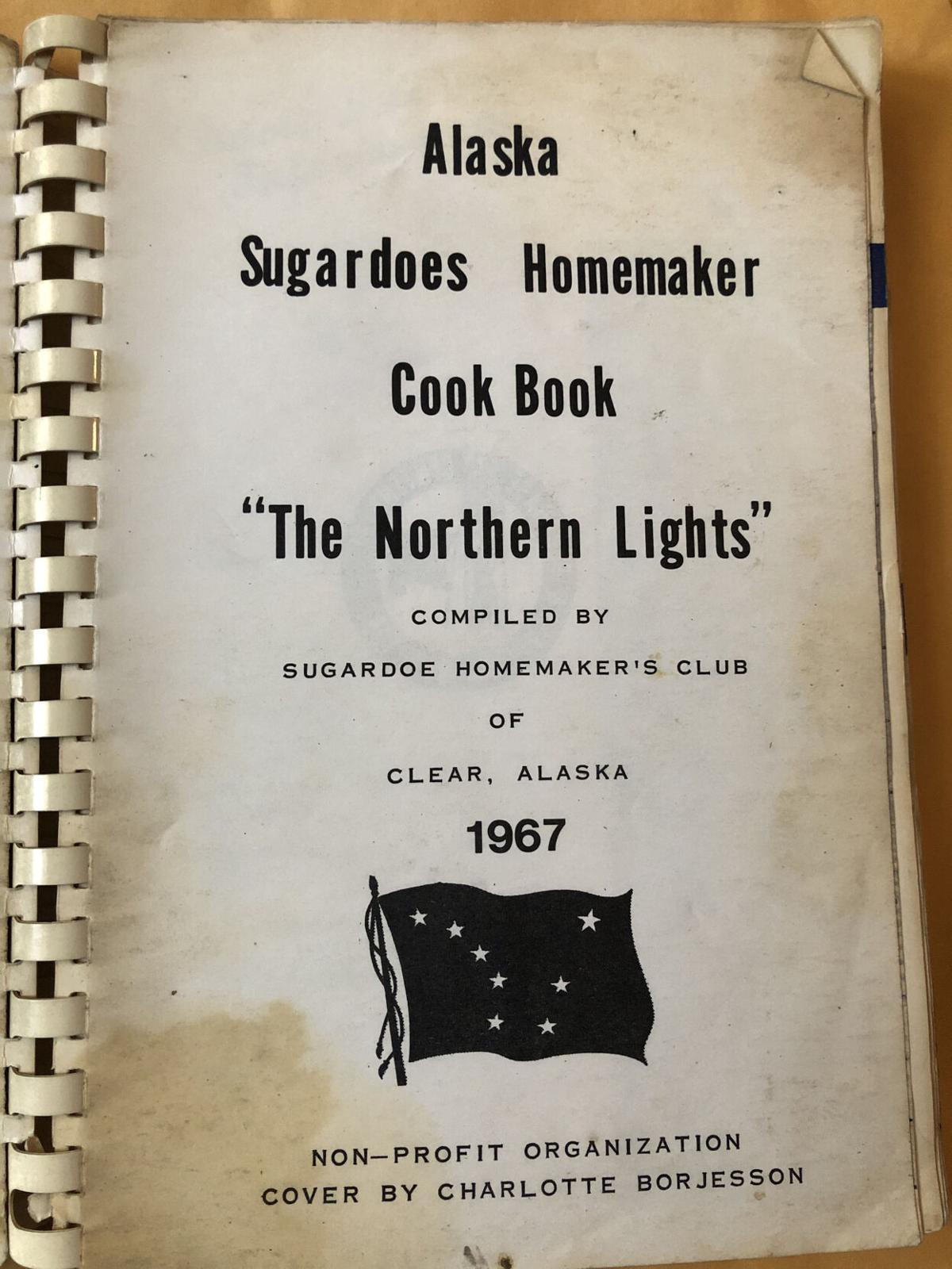 1967 Alaska cookbook