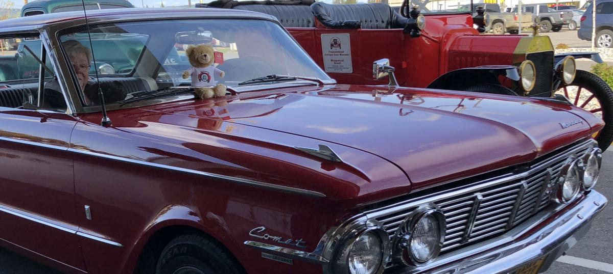 Car club bears