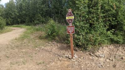 Rosie Creek Trailhead