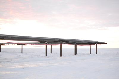 North Slope pipeline
