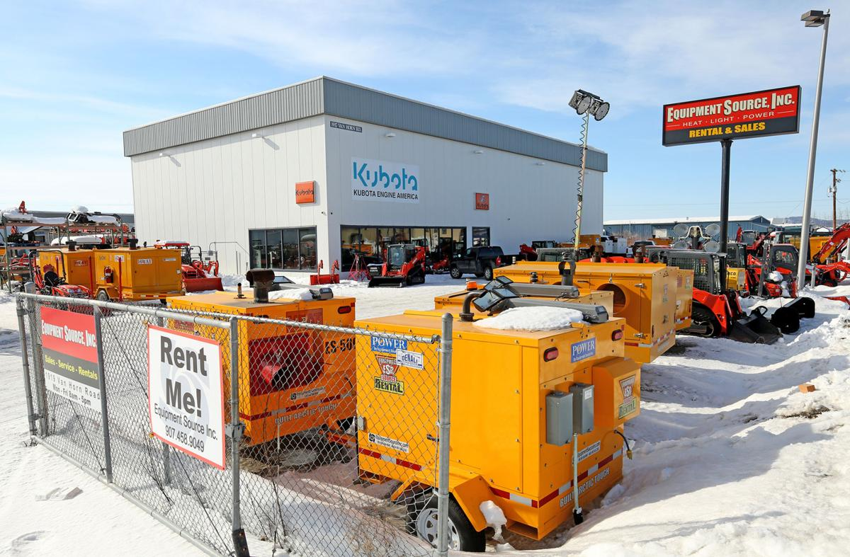 Equipment Source builds machines that can withstand arctic