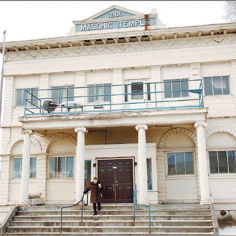 Fairbanks' historic Masonic Temple building needs help