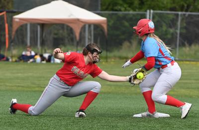 State high school softball tournament
