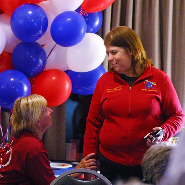 Alaska GOP taps three for Wilson seat nomination