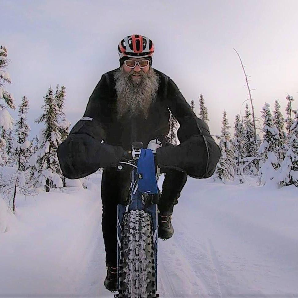 The evolution of fat bikes in Fairbanks