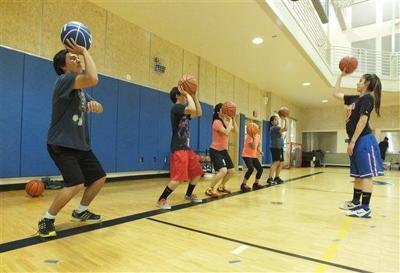 Basketball Tlingit Language