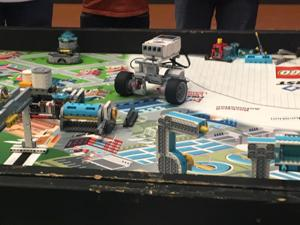 Missions accomplished at Fairbanks LEGO robot rally