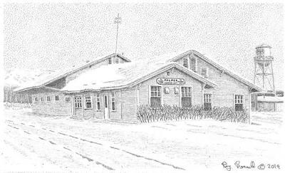 Palmer depot