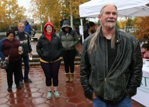 Fairbanks Wellness Court celebrates addiction recovery by donating food, clothing to homeless
