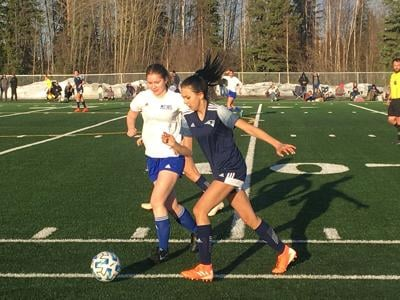 North Pole girls spoil Lady Rams' return with 7-3 win