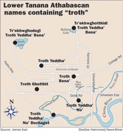 A named place: Troth Yeddha' goes before geographic board next month