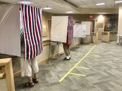 2020 Primary election