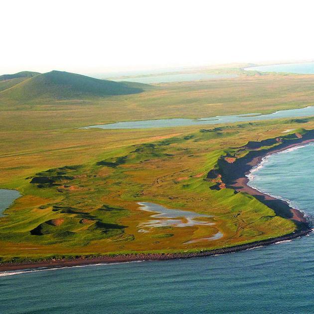 File:Saint Paul Island Alaska aerial view.jpg - Wikimedia ... |Saint Paul Alaska