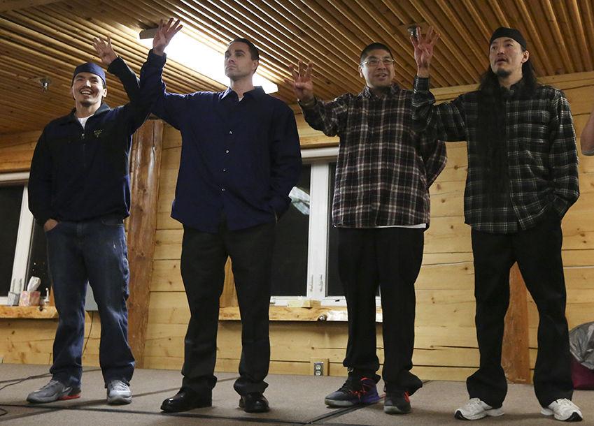 Fairbanks Four Celebrate