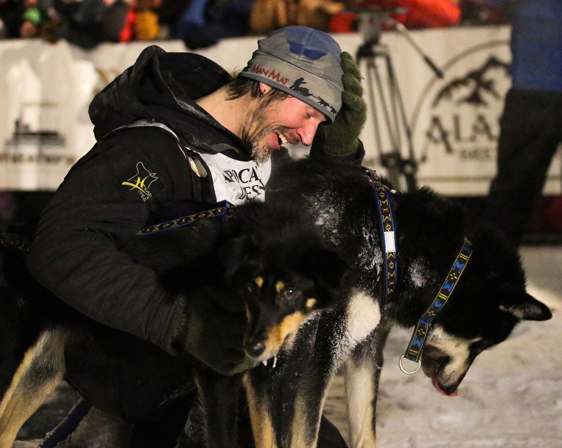Sass Wins Yukon Quest
