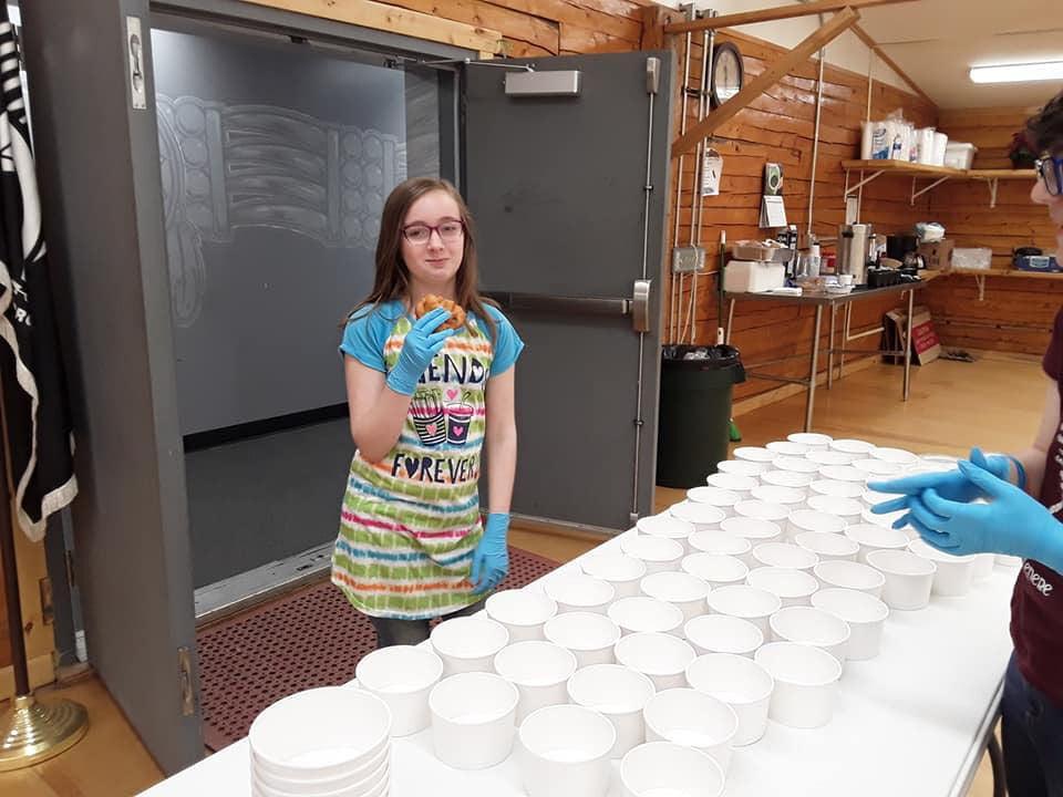 Nenana Soup Volunteers