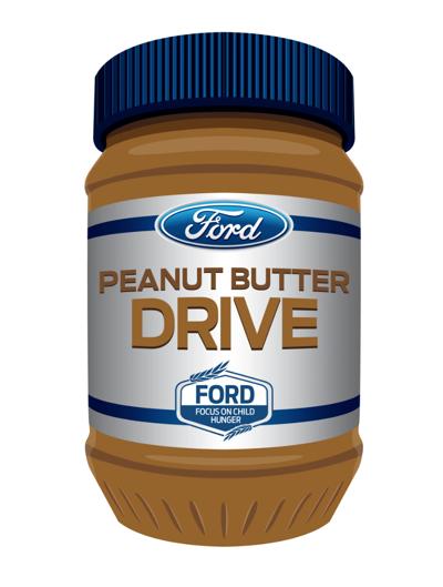 Peanut Butter Drive logo