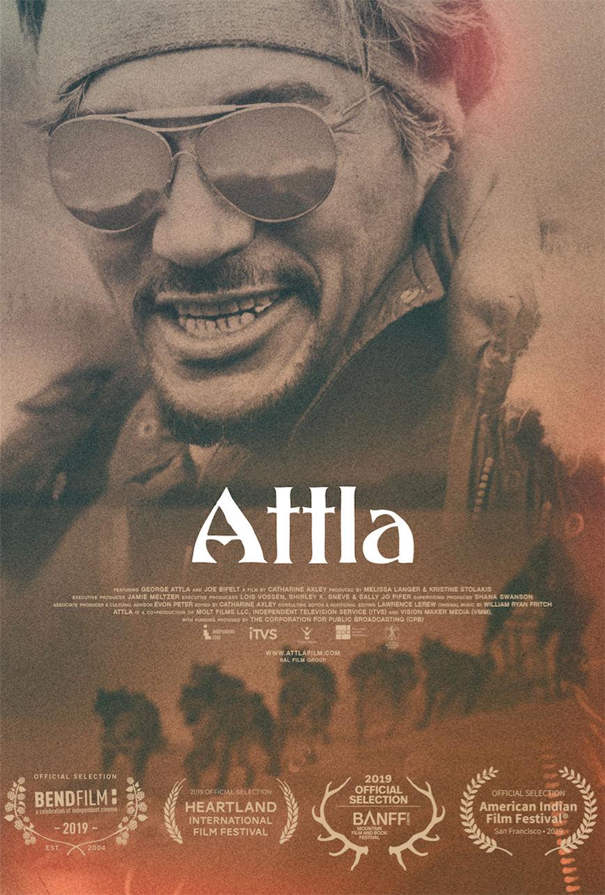 George Attla PBS documentary