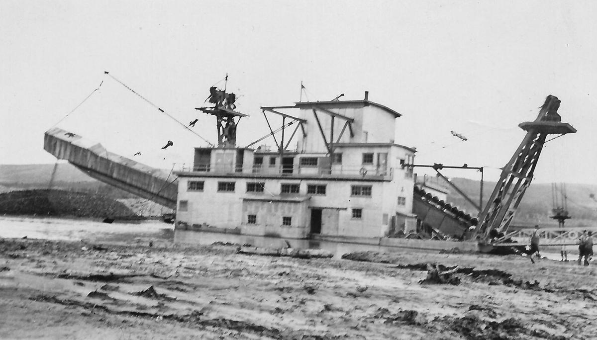 Trove of photos shines light on life at gold dredge 8 community gold dredge 8 sciox Images