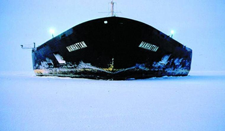 Northwest Auto Sales >> A super tanker voyage through the Northwest Passage ...