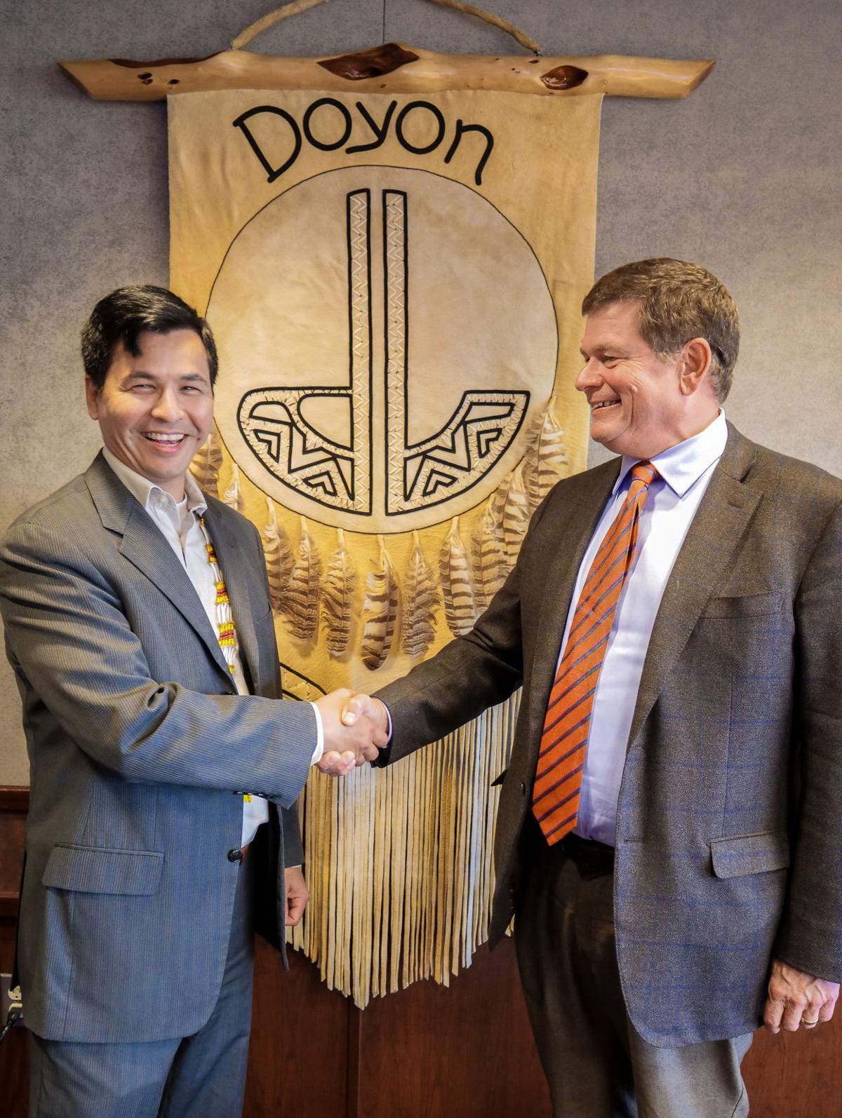 Doyon and Hilcorp agreement
