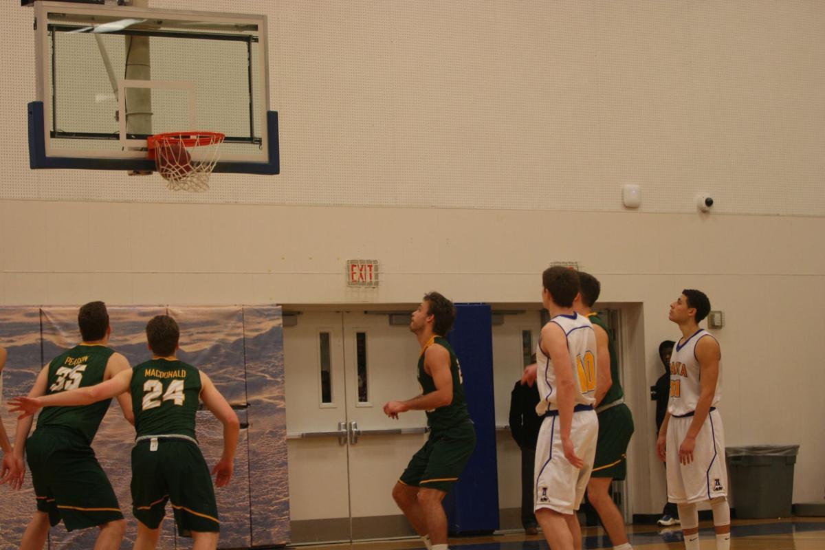 UAF men's basketball