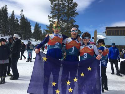 Junior Nationals Ski