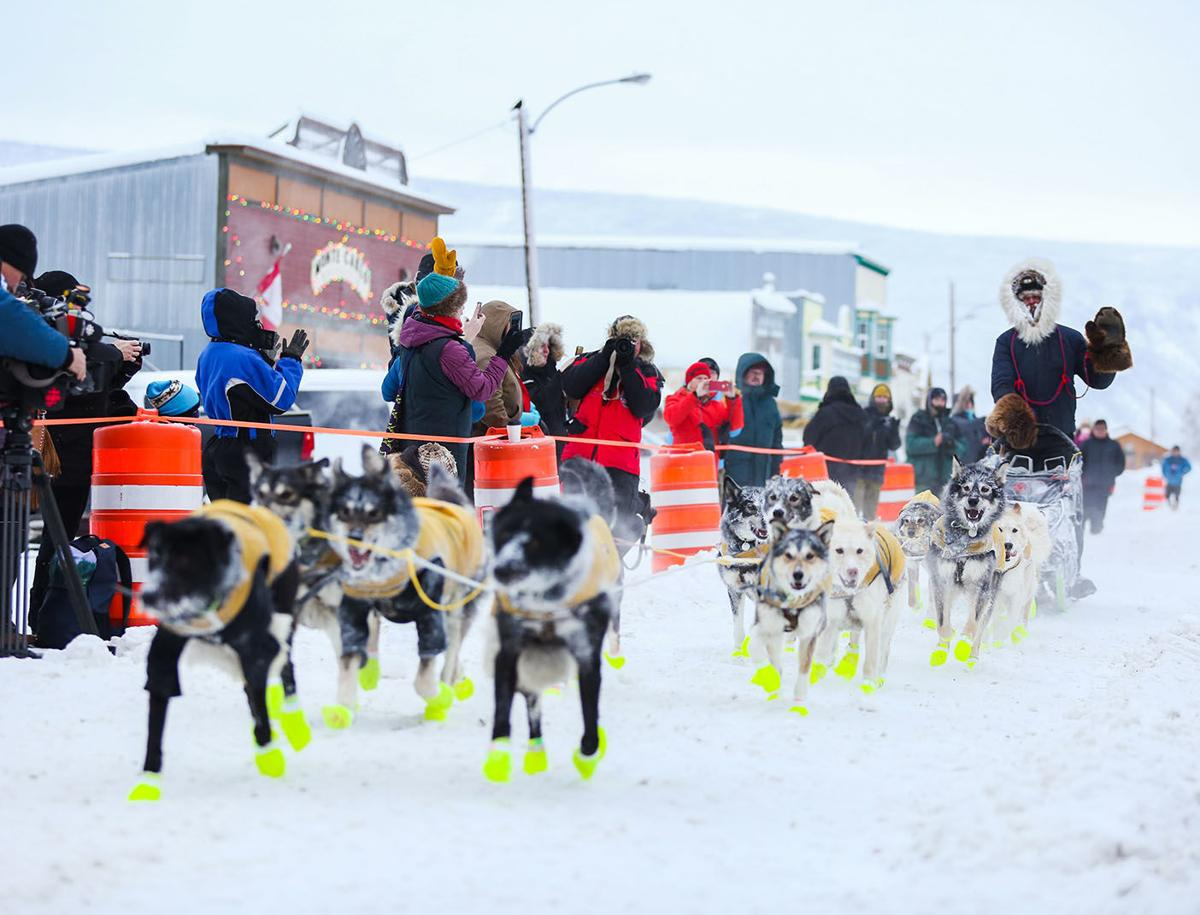 2019 Yukon Quest - Dawson City