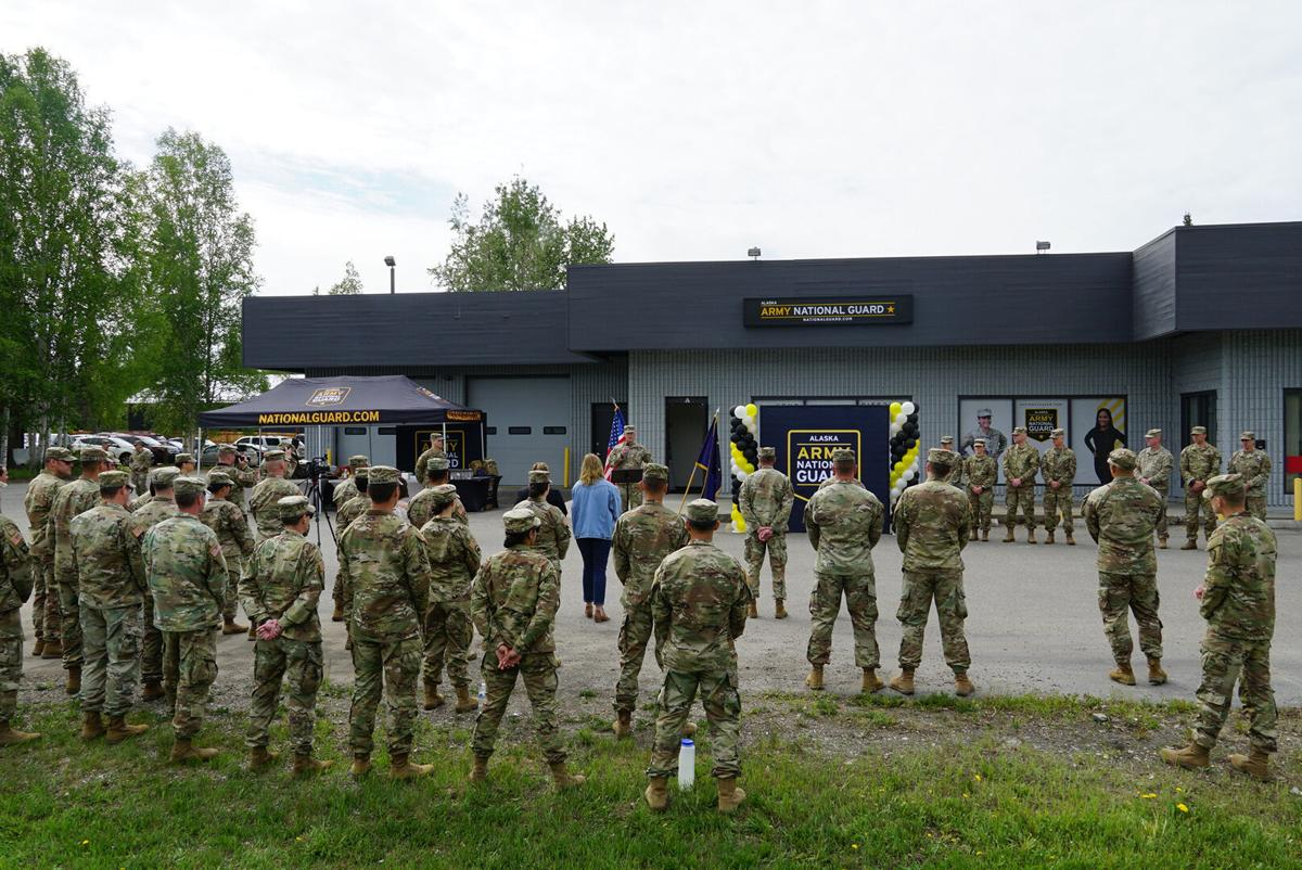 Army National Guard expands visibility in Fairbanks with new recruiting station