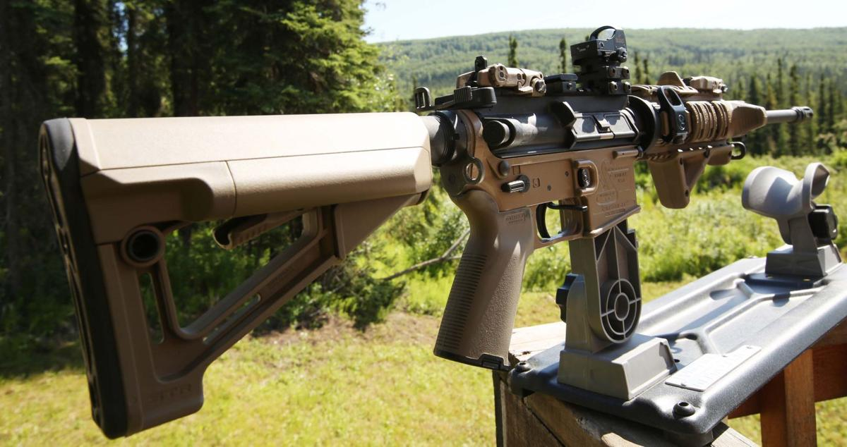 The AR-15 and Alaska: Understanding the weapon and the state