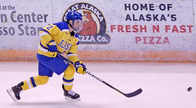 Nanooks hockey
