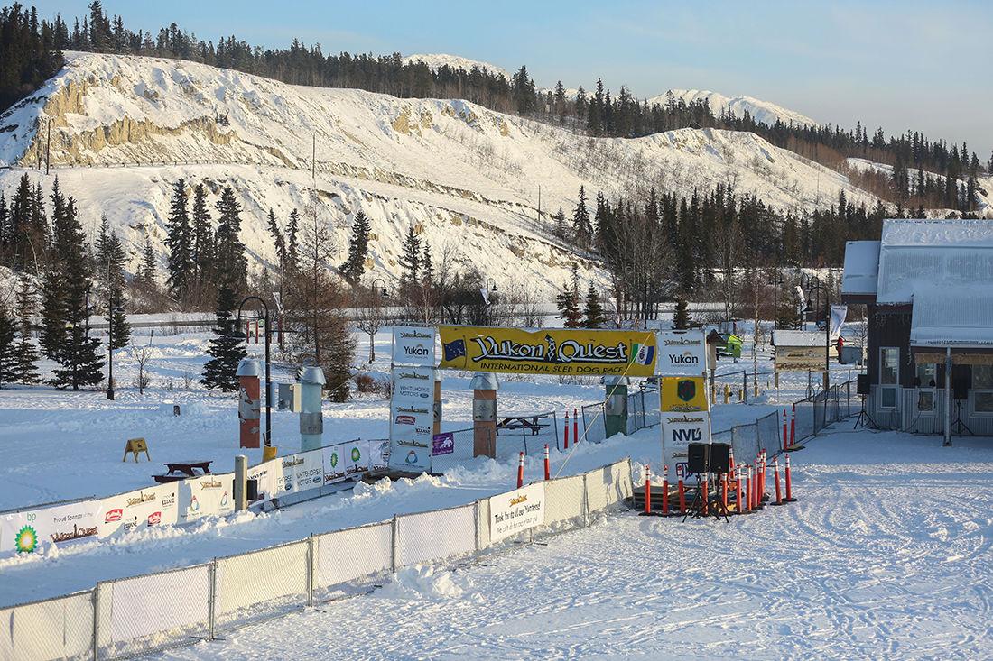 2019 Yukon Quest start