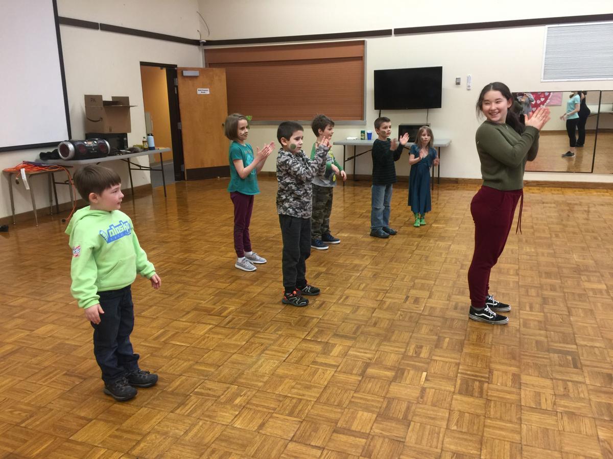 Anderson School - OTP Dance