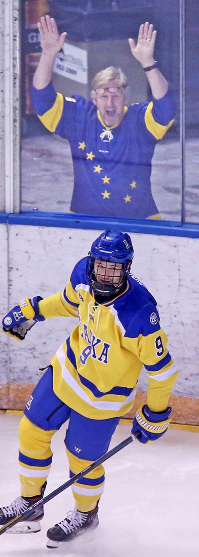 Nanooks hockey
