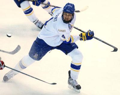 Nanooks Freshman Is A National Hockey League Draft Pick Uaf