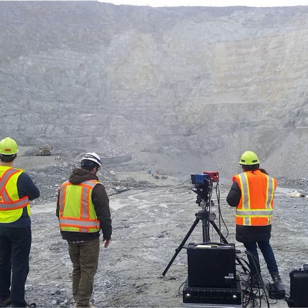 UAF Geophysical Institute's HyLab is ready for the minerals hunt