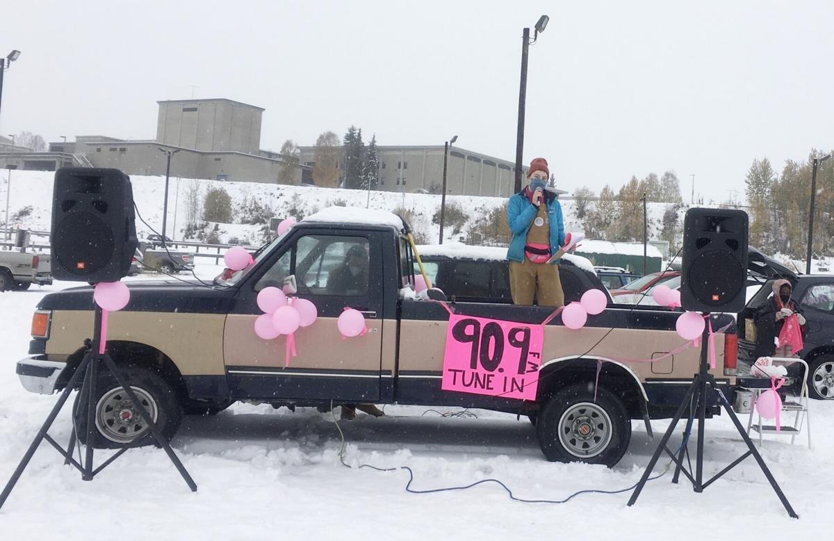 Fairbanks Day of Action rally