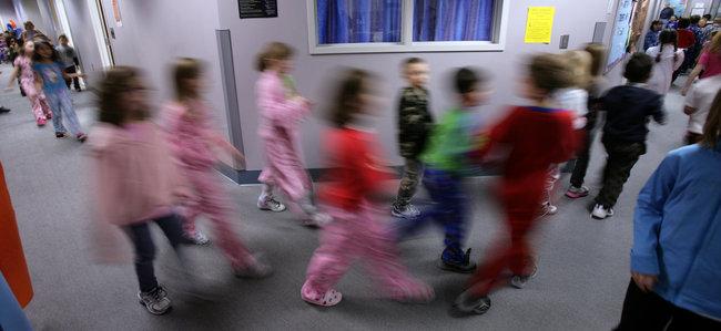 Creative Indoor Activities Keep Fairbanks Students Busy When Weather