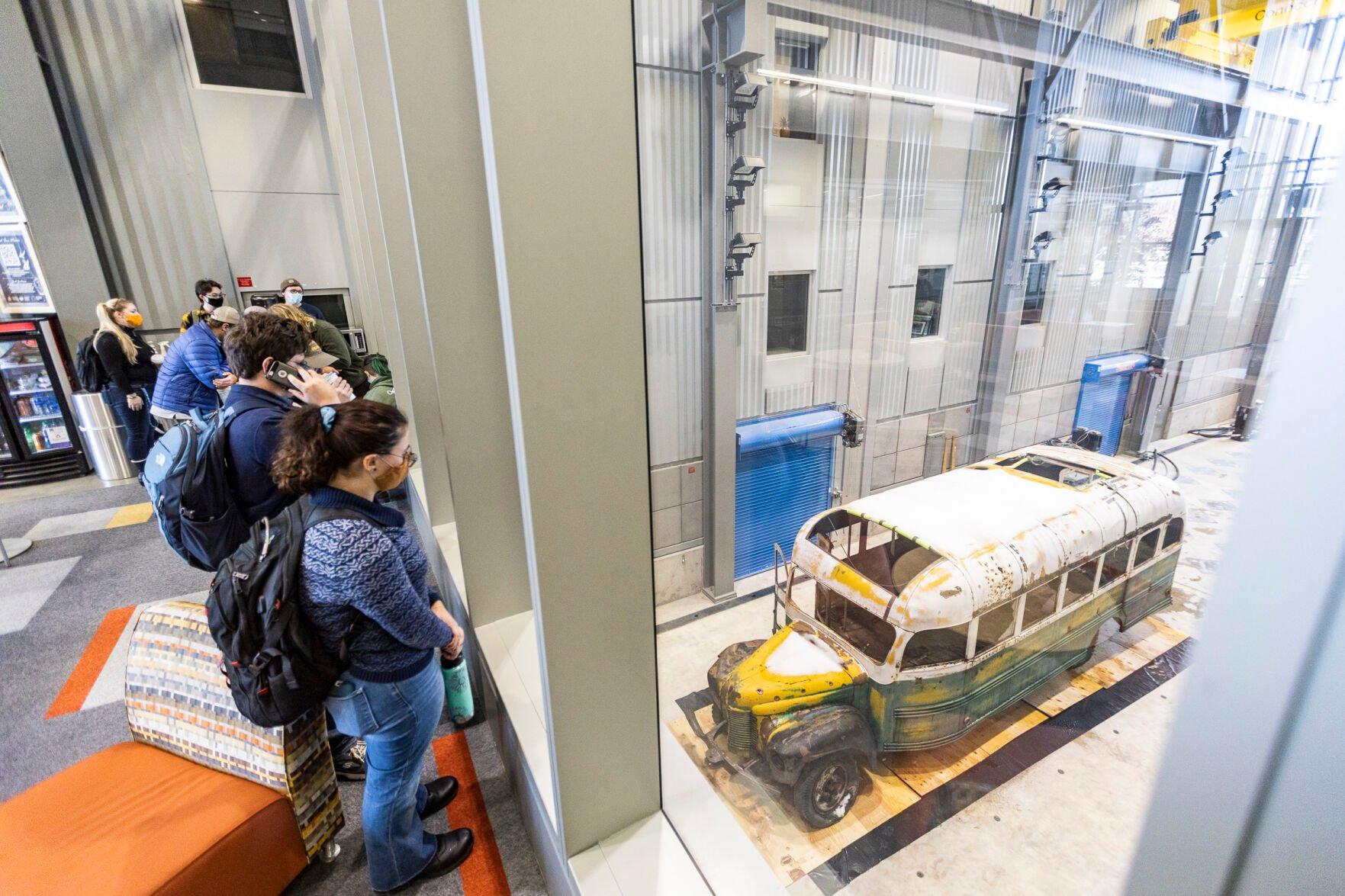 'Into the Wild' bus