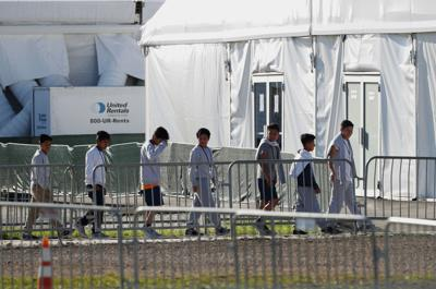 Immigrant Children-Detained