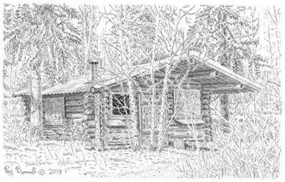 Fuller Thompson cabin