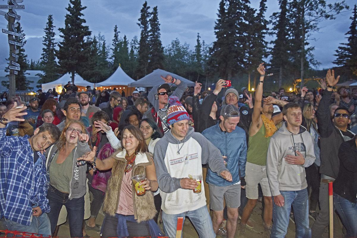 Euphoria music festival returns to Denali   Latitude 65