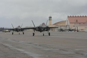 Eielson, F-35s and sonic booms: As more jets and airmen arrive, so do the noise complaints