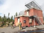 Fairbanks Fire Training Center
