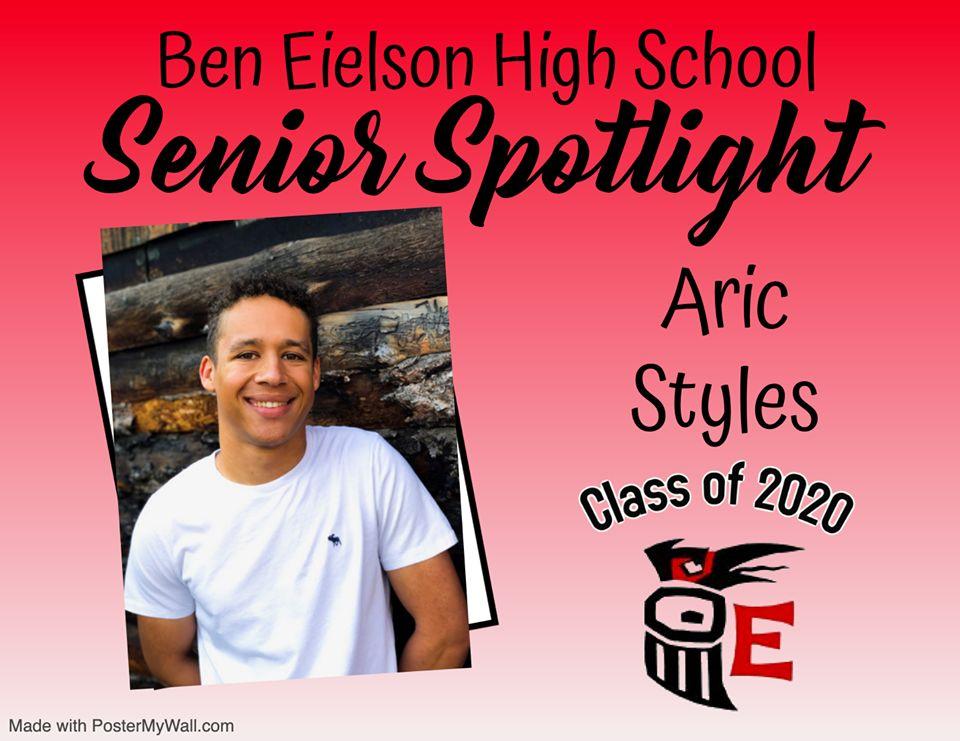 Senior Spotlight: Aric Styles